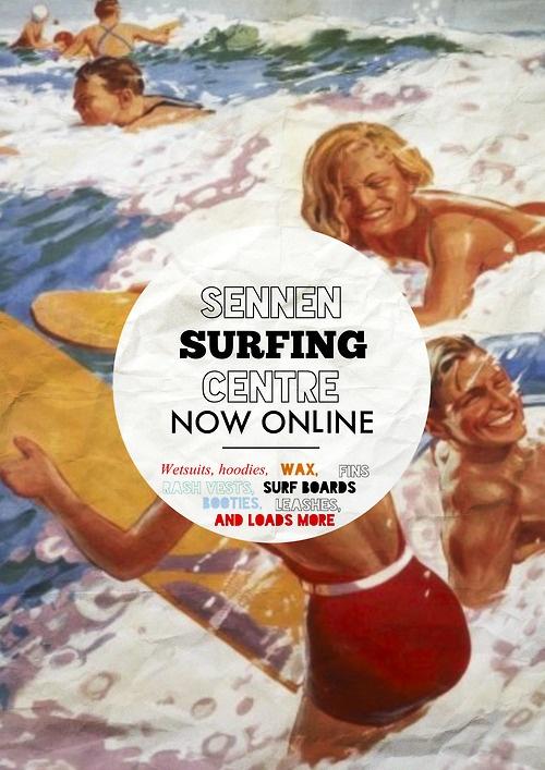 www.sennensurfingcentre.com