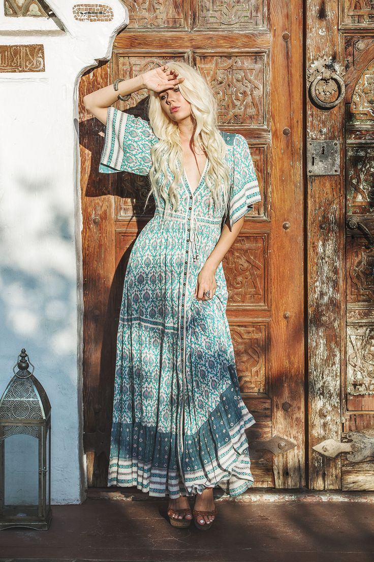 Sloane Gypsy Dress