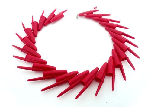 Margherita Marchioni, Necklace, 2012, not sure who the artist is