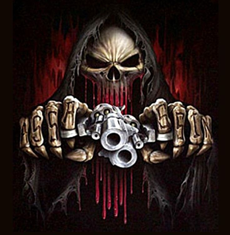 Skull And Guns Unfinished By Ifinch On Deviantart: 1238 Best Images About More Skulls Etc On Pinterest