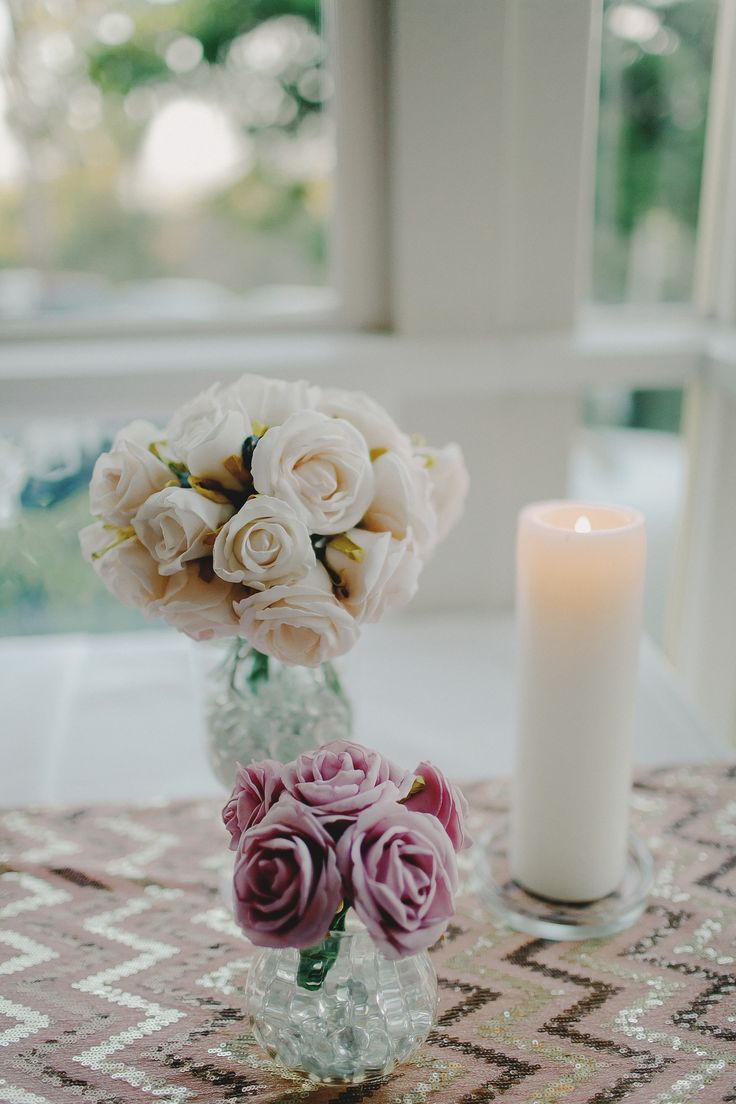 Wedding. Flowers. Candle. Blush. Gold. Ivory. Classic. Romantic. Photography by Juddric Photography. www.summerdean.com.au