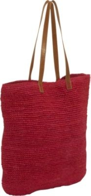 fashion/swimsuit special - And to go with your cute suit ... a cute bag!  Straw Studios, Ava Tote, $144