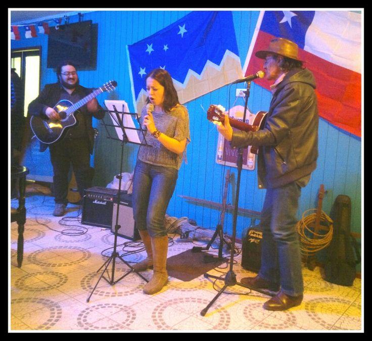 Grupo Coiron, Musica en la patagonia