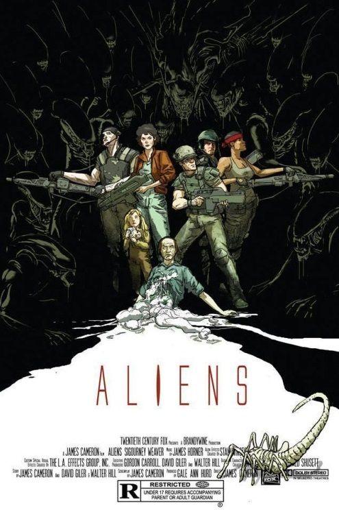 Aliens / Aliens - Die Rückkehr (1986)