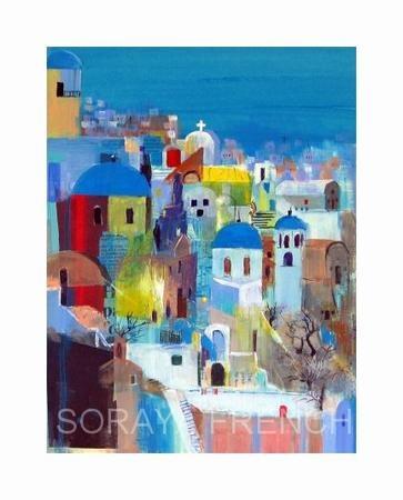 Soraya French - Greek Islands 2