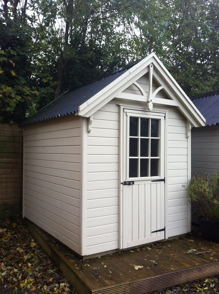 Boyne Garden Sheds - The Lodge