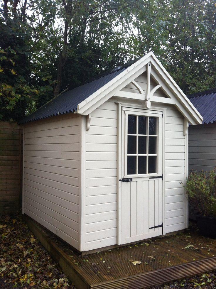 149 best images about garden shed ideas on pinterest. Black Bedroom Furniture Sets. Home Design Ideas