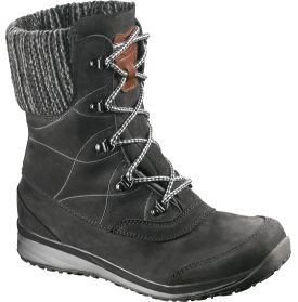 Salomon Women's Hime Mid LTR CS Waterproof Winter Boots - Dick's Sporting Goods