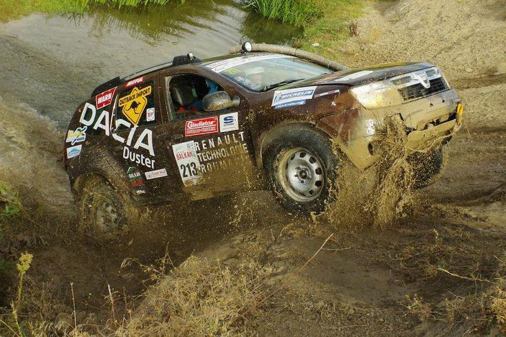 Întotdeauna...impresionant! #Duster 4x4 Everyone!