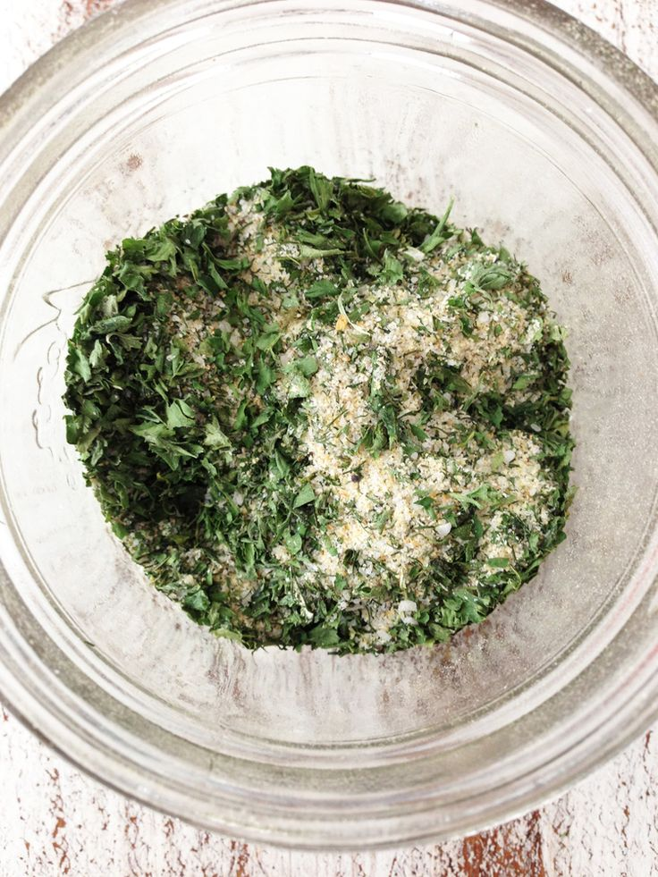 Dry Ranch Seasoning — The Skinny Fork ~ There are a lot of homemade dry ranch mix variations out there, most of which have a lovely little number in it called 'powdered buttermilk.' I don't like that thought. I'll just use the real deal when I'm seeking out a 'buttermilk ranch'. So, we're stripping ranch down today and going naked with this recipe. No additives. Just spices.
