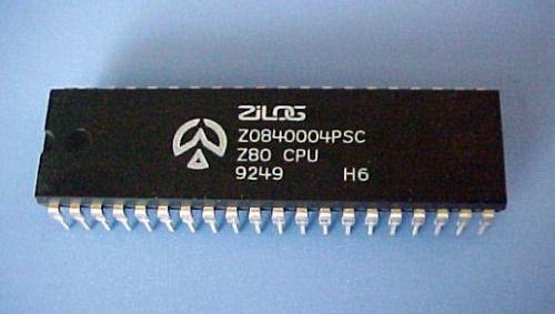 "Zilog Z80 aka ""Thi chip""  Listen To The Bit"