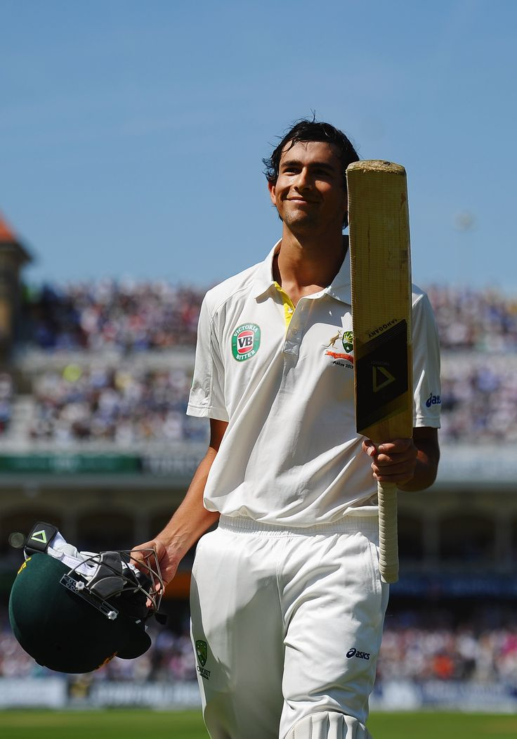 Congrats to Ashton Agar on his incredible 98 - the highest ever score posted by a Test no. 11