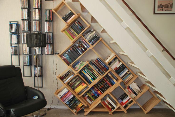 Stack! en je hebt een boekenkast
