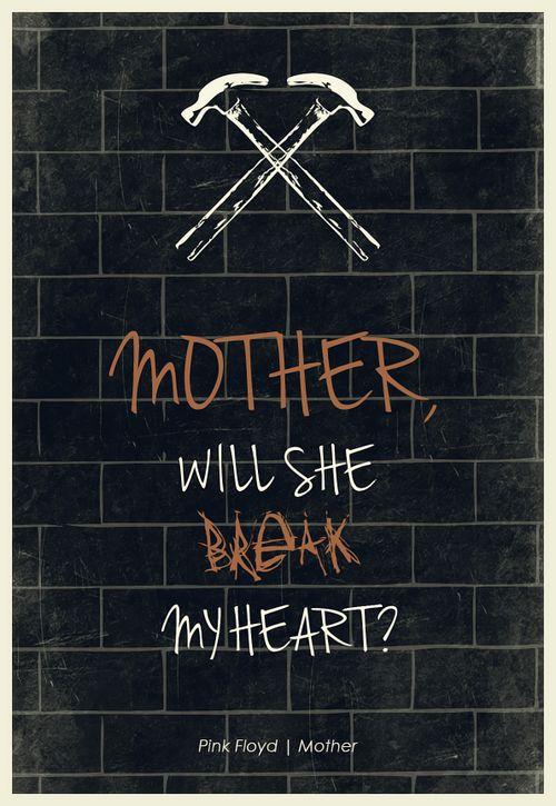 Mother. Pink Floyd 1979