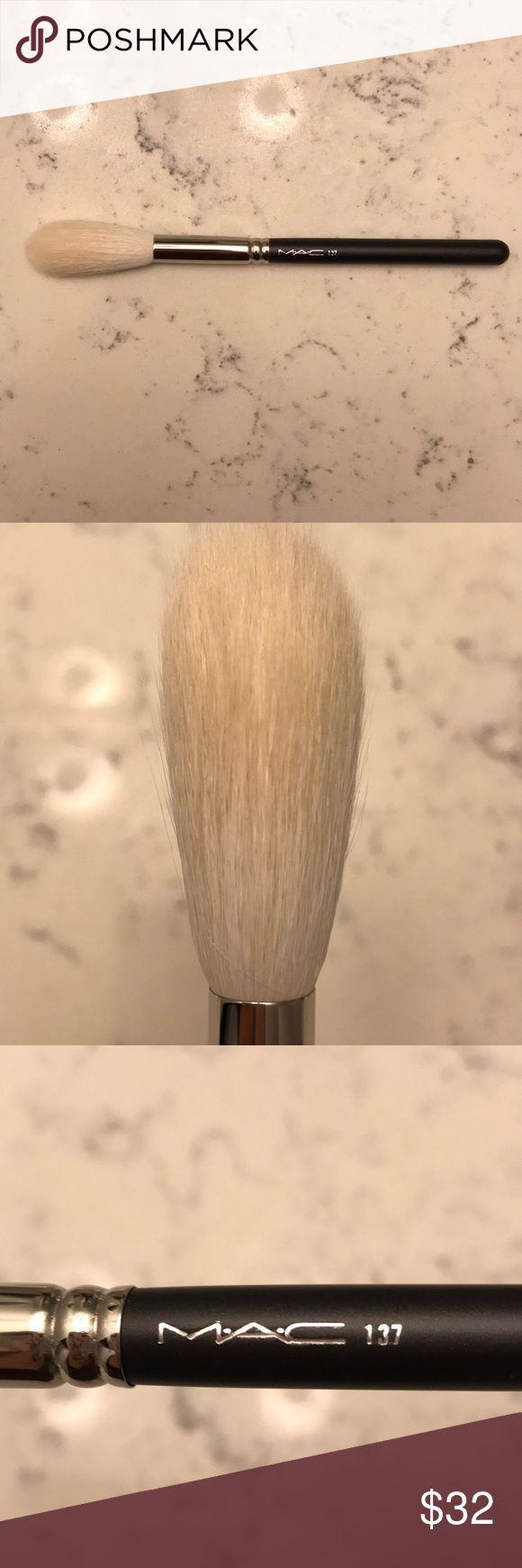 Mac 137 Long Blending Brush: 25+ Trending Mac Brushes Ideas On Pinterest