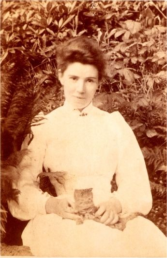 Amy Carmichael (1867-1951) Missionary to India. Found at Amycarmichael.org