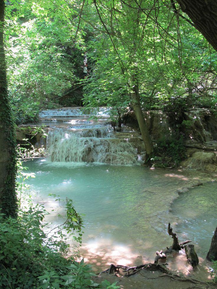 Krushuna waterfalls, Lovech, Bulgaria