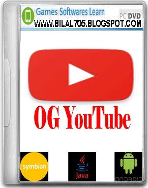 OG YouTube Apk Free Download