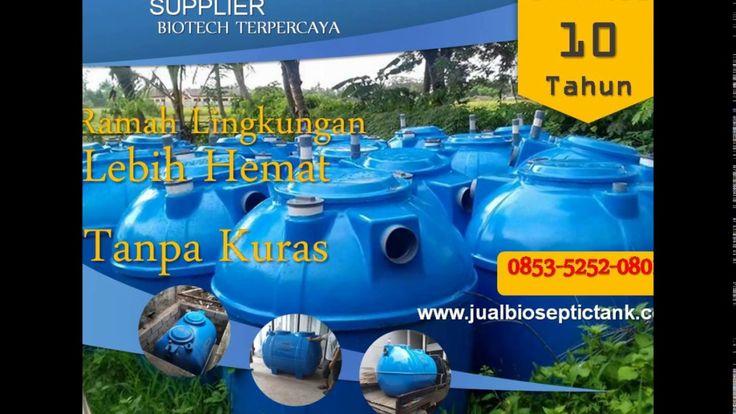 Pabrik Bio Septic Tank Bandung | Harga Septic Tank Biotech Murah | 0853-...