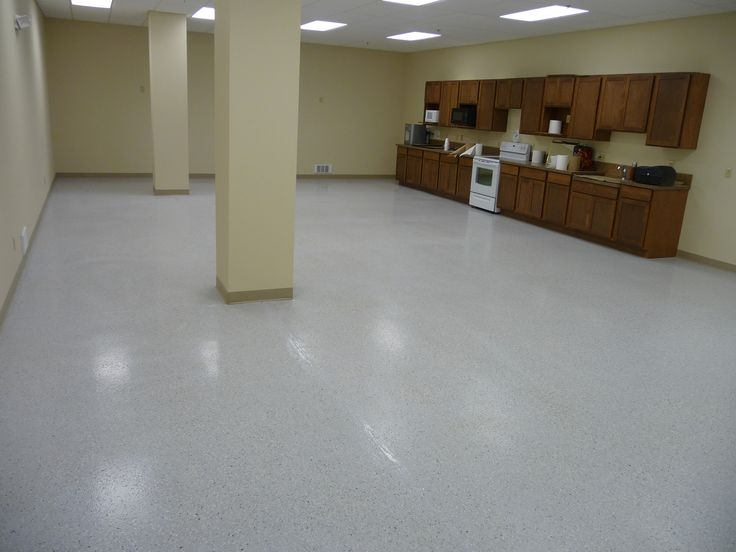 Break Room Flooring : Best garage floors epoxy images on pinterest