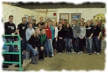 January 2011: Habitat for Humanity Restore: GenNext helped with some New Year's organization! This indoor service project included organizing merchandise and light cleaning work within the store. www.gennextcolumbus.org         Rides from Rosemont is a program that selects children in need from Rosemont and the surrounding schools and provides them with a new bicycle from Huffy Bicycle Company, locks from the Bell Company and fitted helmets supplied by Pro-Rider.
