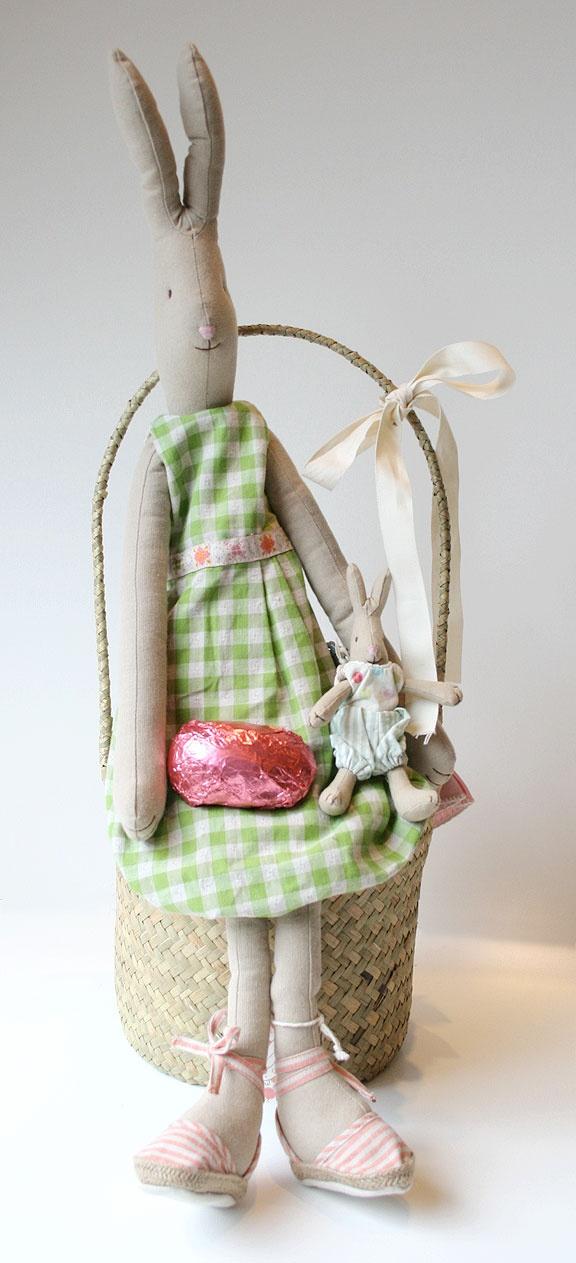 Wanna celebrate the Bunny day on Sunday...