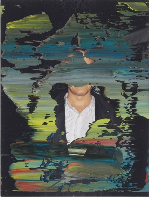 5.5.07 (Hans Ulrich Obrist) by Gerhard Richter, 2007