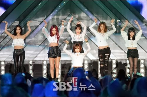 Check out T-ara's 'Number Nine' (Fancam) and hot photos from the 2013 Hallyu Dream Concert ~ T-ara World ~ 티아라
