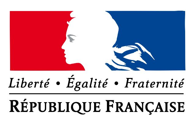 This is the national motto of France, and its origins are from the French Revolution.  Meaning Liberty, Equality, and Brotherhood.    Thermidorimage. Liberté, égalité, Fraternité. Digital image. Wikimedia Commons. N.p., 18 Sept. 2014. Web. 19 Feb. 2015.