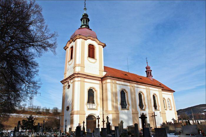 Kostel sv. Mikuláše v Kníně