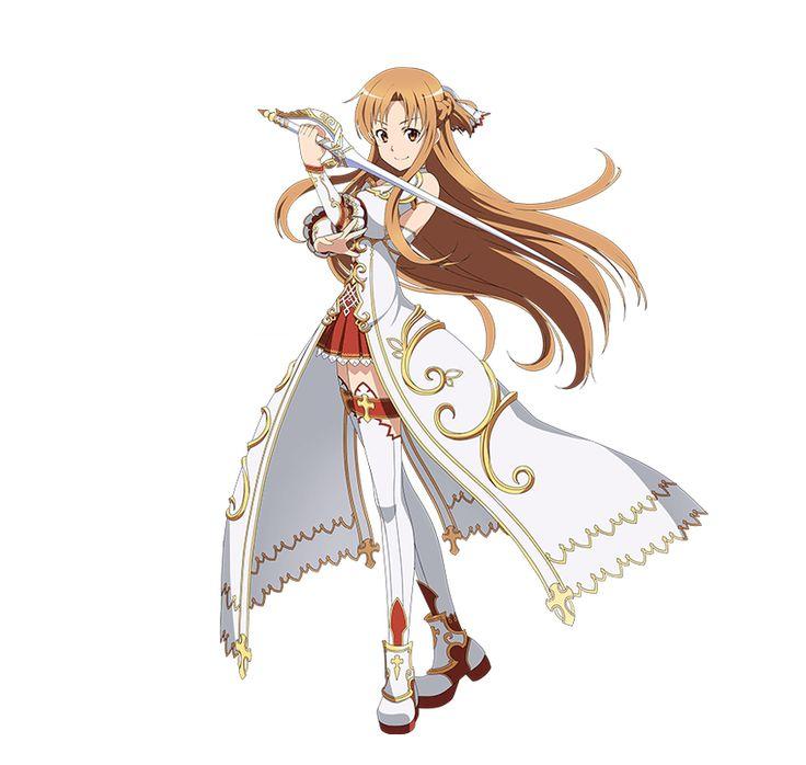 【絢爛なる閃き】アスナ -コードレジスタの闇 wiki[SAO攻略] - Gamerch
