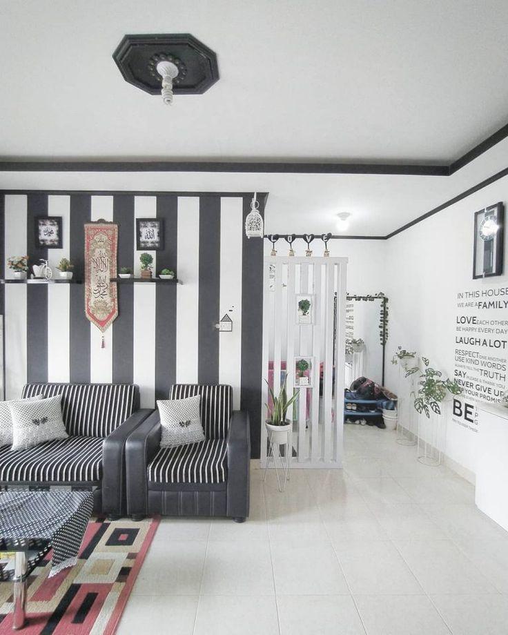 16 Contoh Warna  Cat  Tembok  Ruang Tamu Yang  Bagus  2021
