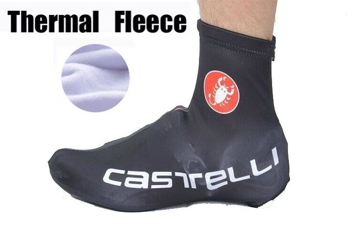 Thermal Fleece Winter Team MTB Cycling Sport Shoes Cover Bike Shoe Cover/Super Warm Ciclismo Casco Bicycle Cycle Shoe Cover * Offer can be found by clicking the image