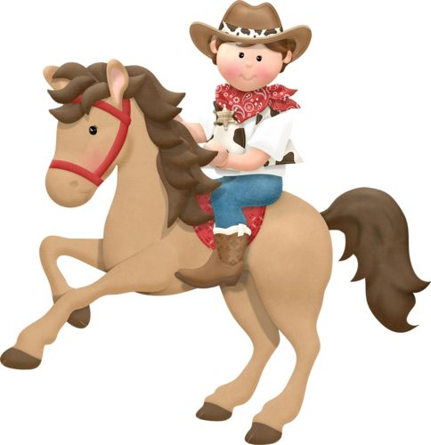 Brown haired sheriff horse