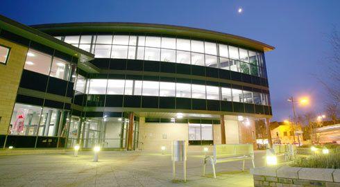 Fountains Learning Centre aka work - York St John University