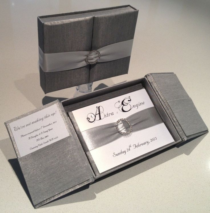 box wedding invitations online%0A Silk Wedding Invitation Boxes Australia