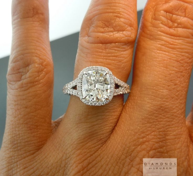 Lauren B Moissanite Rings Weddingbee