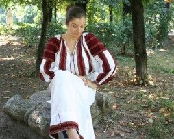 Ie românească veche din Argeș