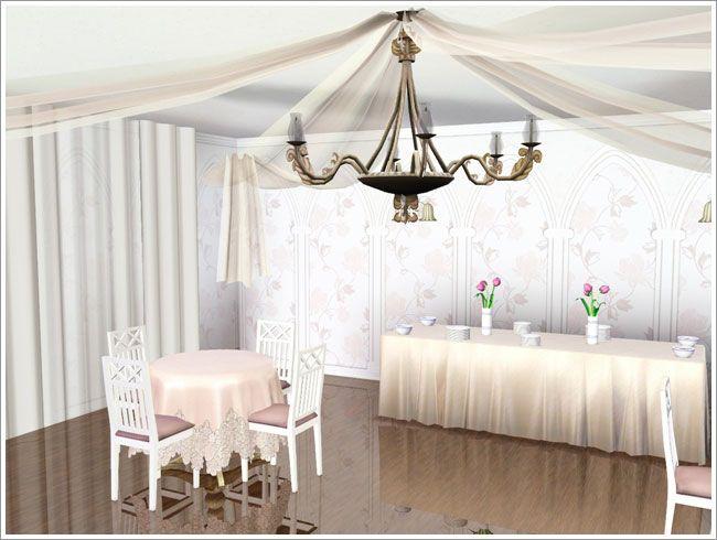 Подвесные потолочные шторы