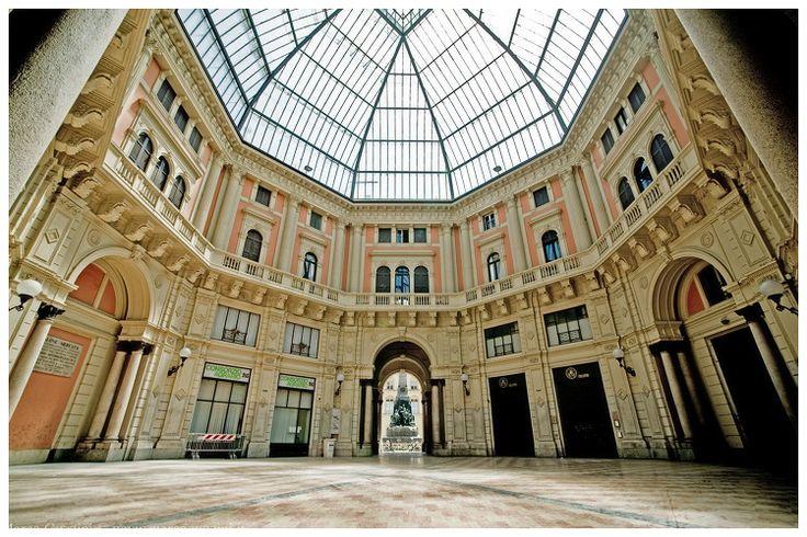 Cupola Arnaboldi, Pavia.