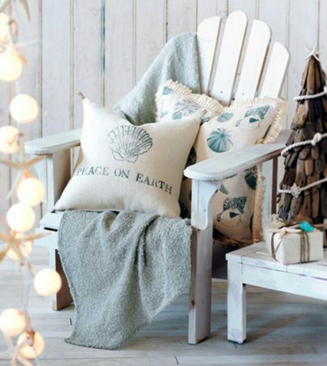 Best 69 Coastal Holiday Fun ideas on Pinterest Xmas, Nautical - coastal christmas decorations