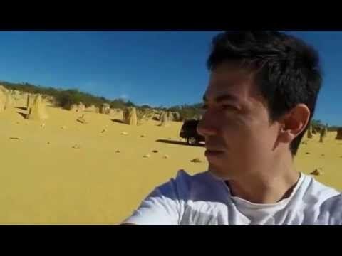 TRAVELERS: Traveling to pinnacles, WA, AUSTRALIA #motivation #benoisyintheworld #charlieshun #pinnacles #travelers