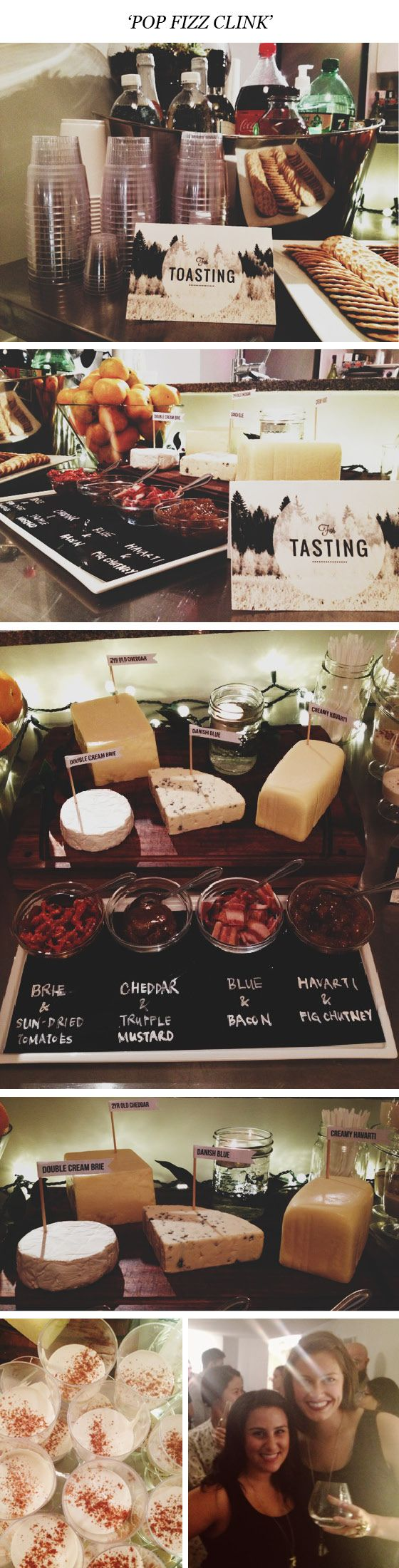 holiday party | wine and cheese | cheese board