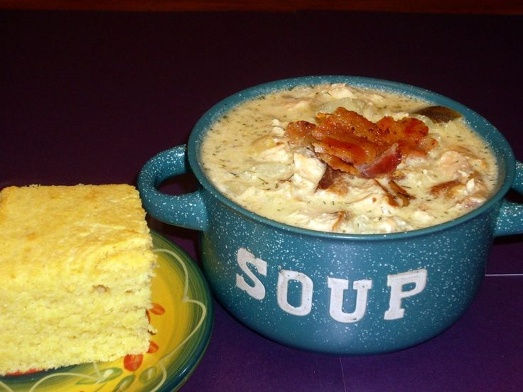 Hearty Smoked Salmon Chowder- creamy with the addition of mascarpone ...