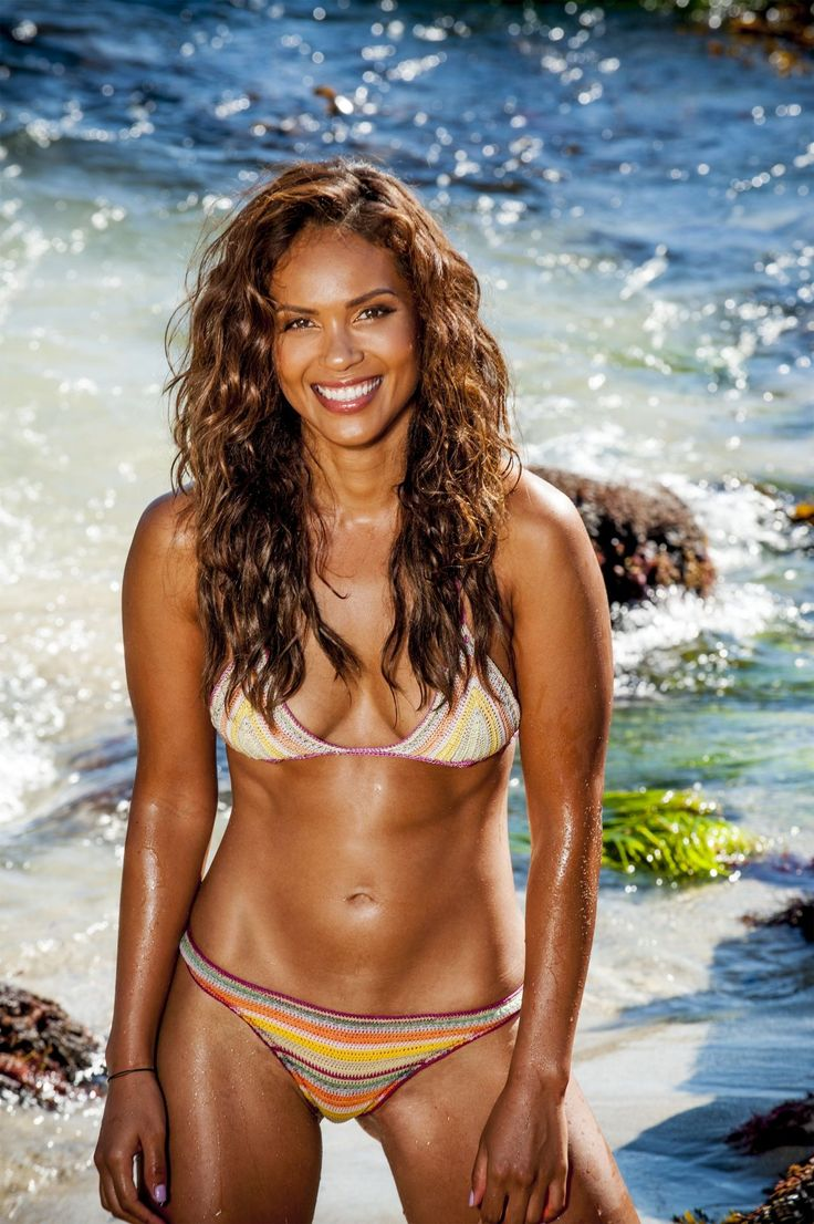 Actress Lesley Ann Brandt- Cape Coloured by heritage, born in South Africa and based in New Zealand and America.