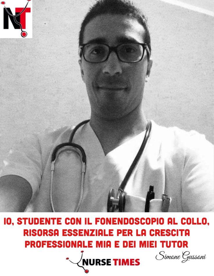 Seguici su nursetimes.org - Giornale di informazione sanitaria -  Io, Studente con il fonendoscopio al… #CdL_Infermieristica #NurseTimes