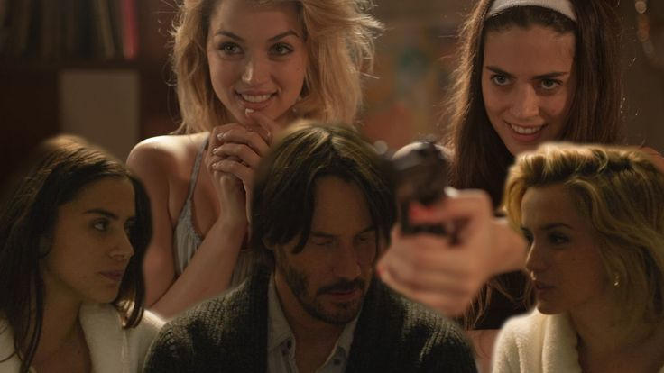 KNOCK KNOCK: Eli Roth Brings Keanu Reeves Back - http://movietvtechgeeks.com/knock-knock-eli-roth-brings-keanu-reeves-back/-The official trailer for the upcoming horror film Knock, Knock has been released and if you're a sometime fan of Eli Roth, like I am, then this trailer might really grab your attention.