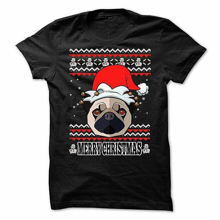 Check our #Christmas designed #tshirts by clicking on the link in my bio (profile)  Printed in the USA  100% Satisfaction Guaranteed!  Buy 2 or more and SAVE OVER 80% on Shipping  Tag Your Friends  #christmasshirt #pugs #dog #puppy #cute #adorable #pugshirt #pugshirts #shirt #tshirt #dogshirt #fashion #instafashion #shirts #newshirt #poloshirt #teeshirt #blackshirt #favoriteshirt #customshirts #teeshirts #lovethisshirt #customshirt #shirtoftheday #cuteshirt #shirtdesign by pugsproud
