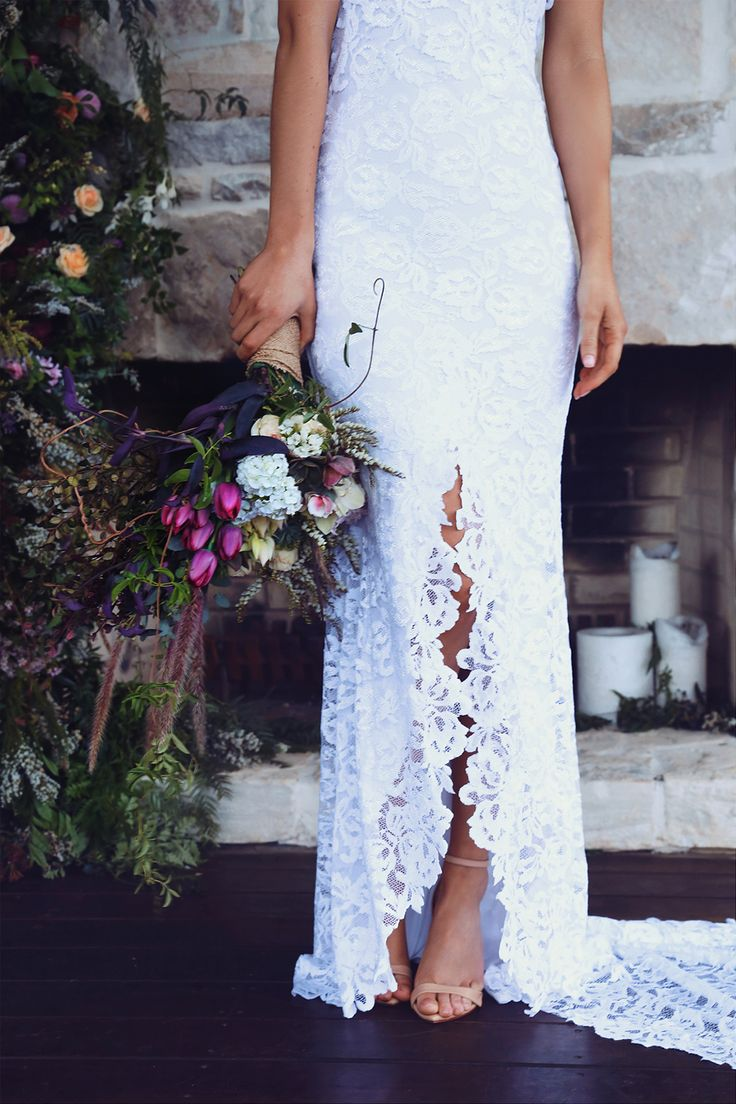 ALEXANDRA   And After Winter Comes Spring Editorial   Grace Loves Lace