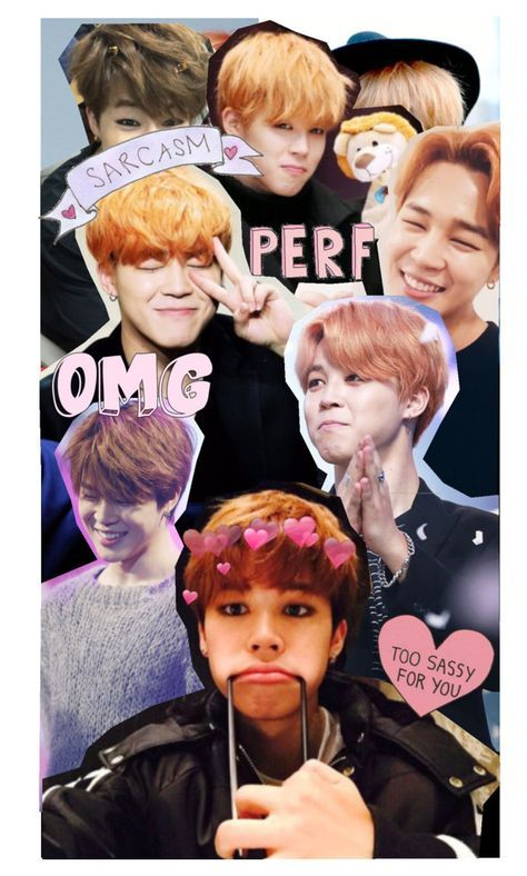 """""""jimin collage for a friend !!"""" by bvngtangboys ❤ liked on Polyvore"""